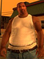 толстый персонаж в Gta San Andreas Криминальная Россия