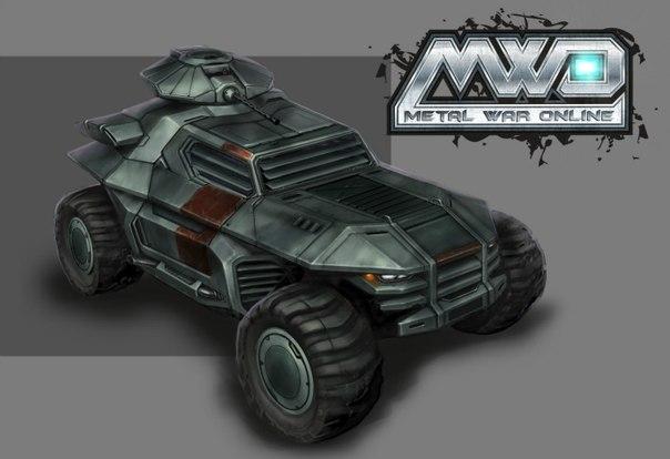 Машина Tornado в Стальные войны