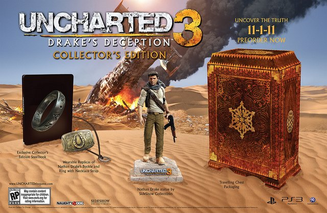 Мультиплеер в Uncharted 3: Drake's Deception