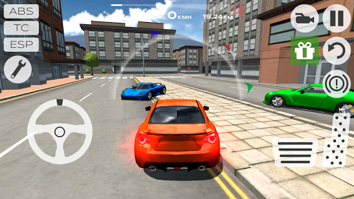 Car Driving Simulator: машины, деньги, ремонт