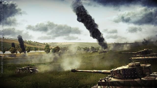 War Thunder танки