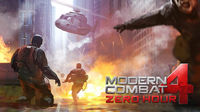 Обзор игры Modern Combat 4: Zero Hour
