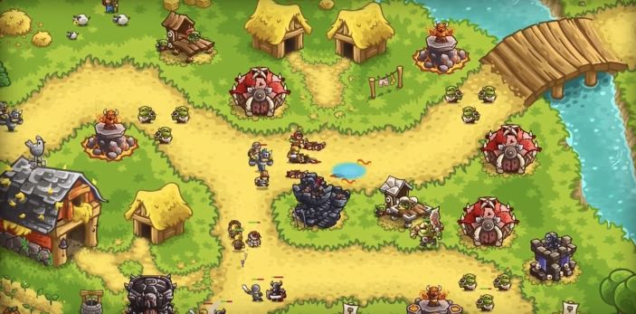 Kingdom Rush Vengeance читы