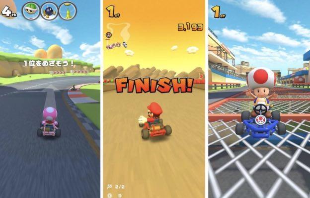 Mario Kart Tour читы