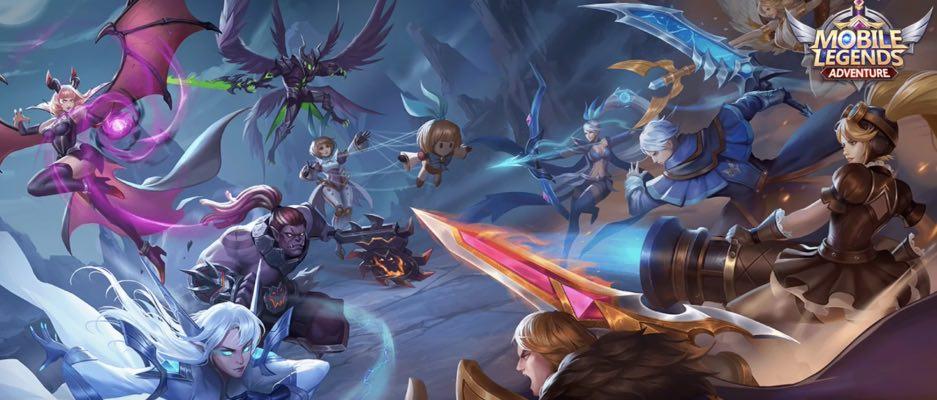 Mobile Legends Adventure читы (месячный вип пропуск)