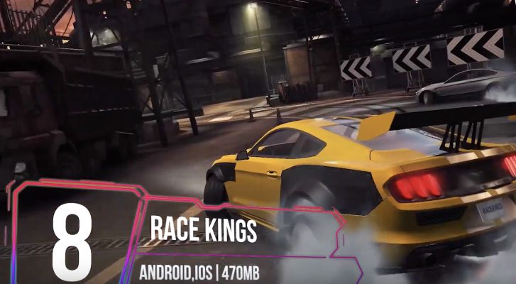 Race Kings читы
