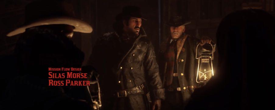 Red Dead Redemption 2 читы