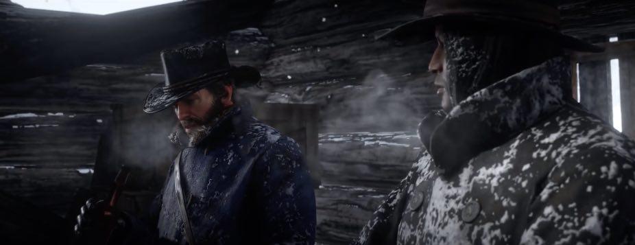 Red Dead Redemption 2 читы (легендарные вещи)