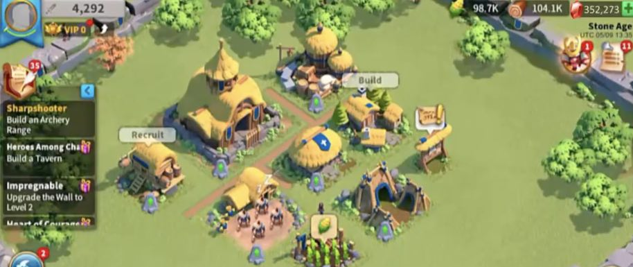 Rise of kingdoms читы (сокровище)